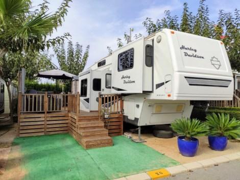 fifth wheel for sale in Benidorm
