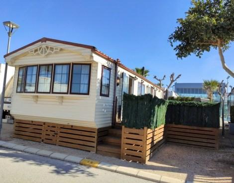 Willerby Granada mobile home for sale in Benidorm