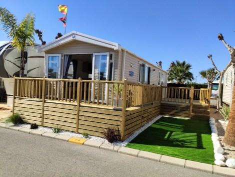 Camping Almafra Mobile Resale Mobile Homes in Spain