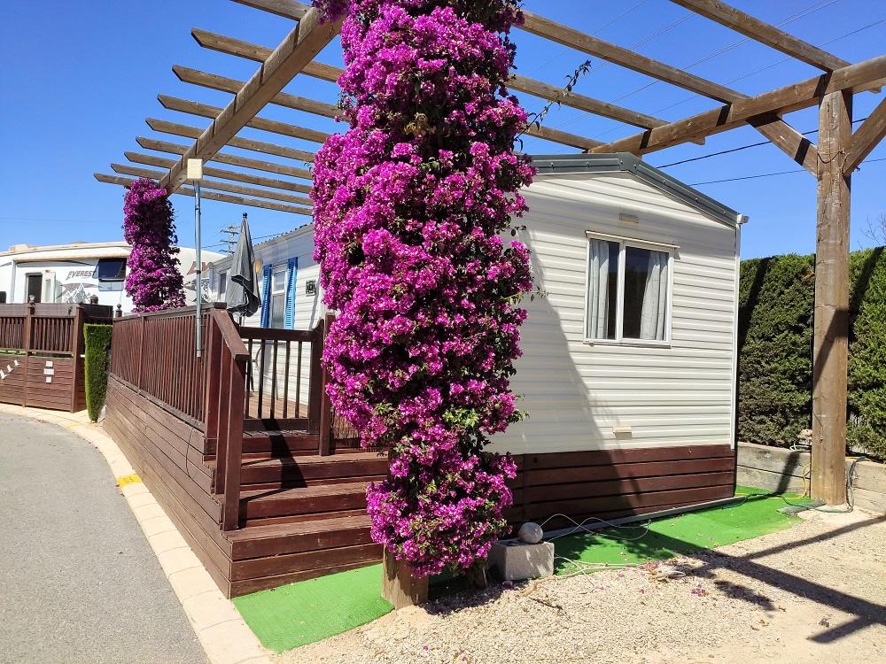 Resale mobile home in Benidorm