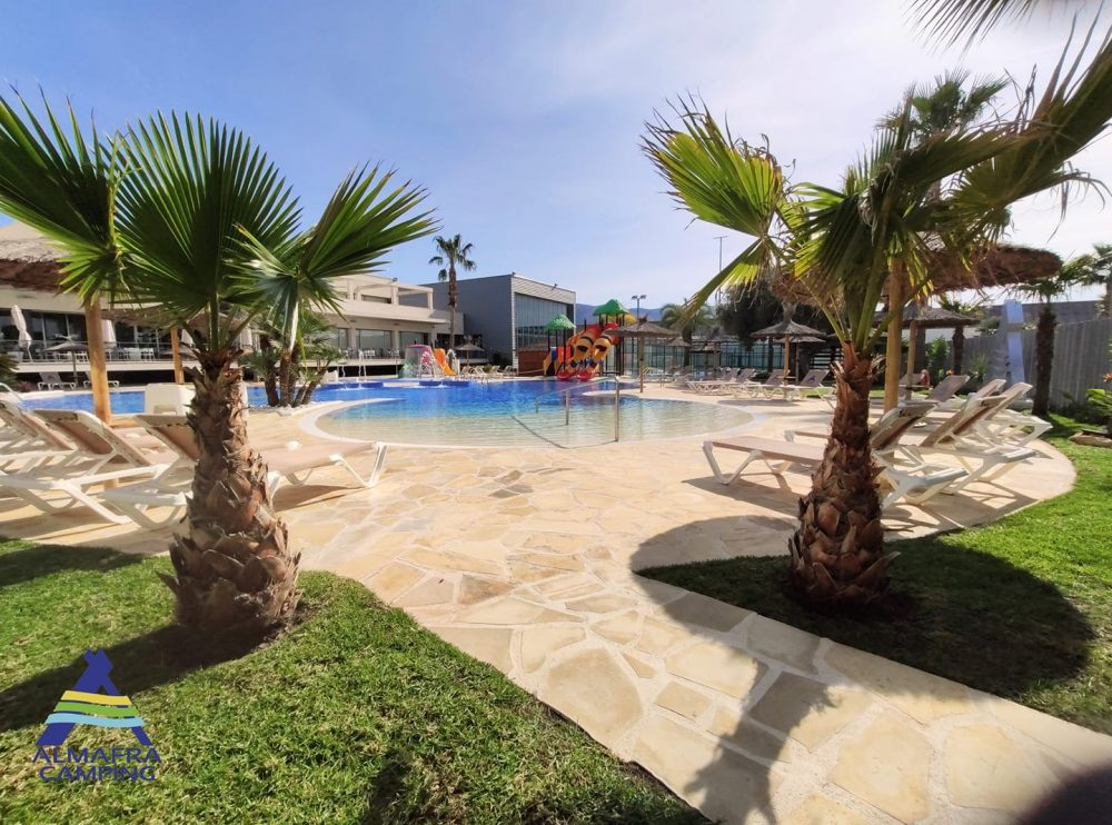 Camping almafra Resort in Benidorm