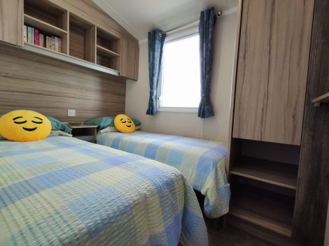 Swift Atlantique mobile home in Benidorm