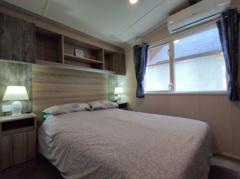 Caravans for rent on Camping Almafra Campsite in Benidorm