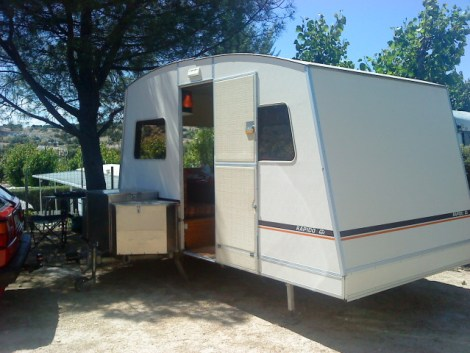 Folding caravan for sale in Benidorm