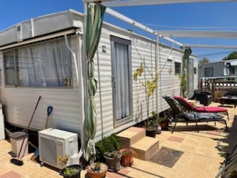 Caravan For Sale In El Campello