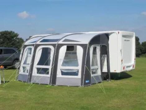 Bailey Touring Caravan For Sale On The Costa Blanca, Spain