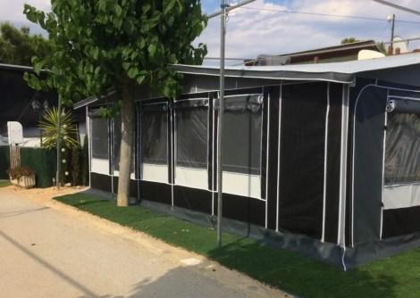Caravan for sale on Camping Benisol Campsite in Benidorm