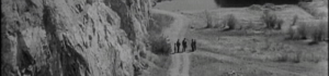 "Screenshot of wandering orphans in ""Somewhere in Europe"""