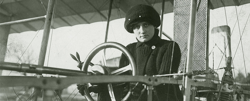 10 Outstanding women in Aviation