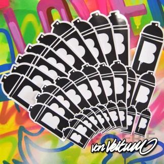 Stickers, b, logo, beni-logos