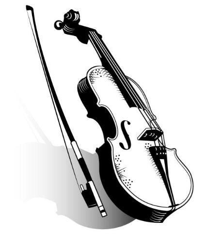 viola, music
