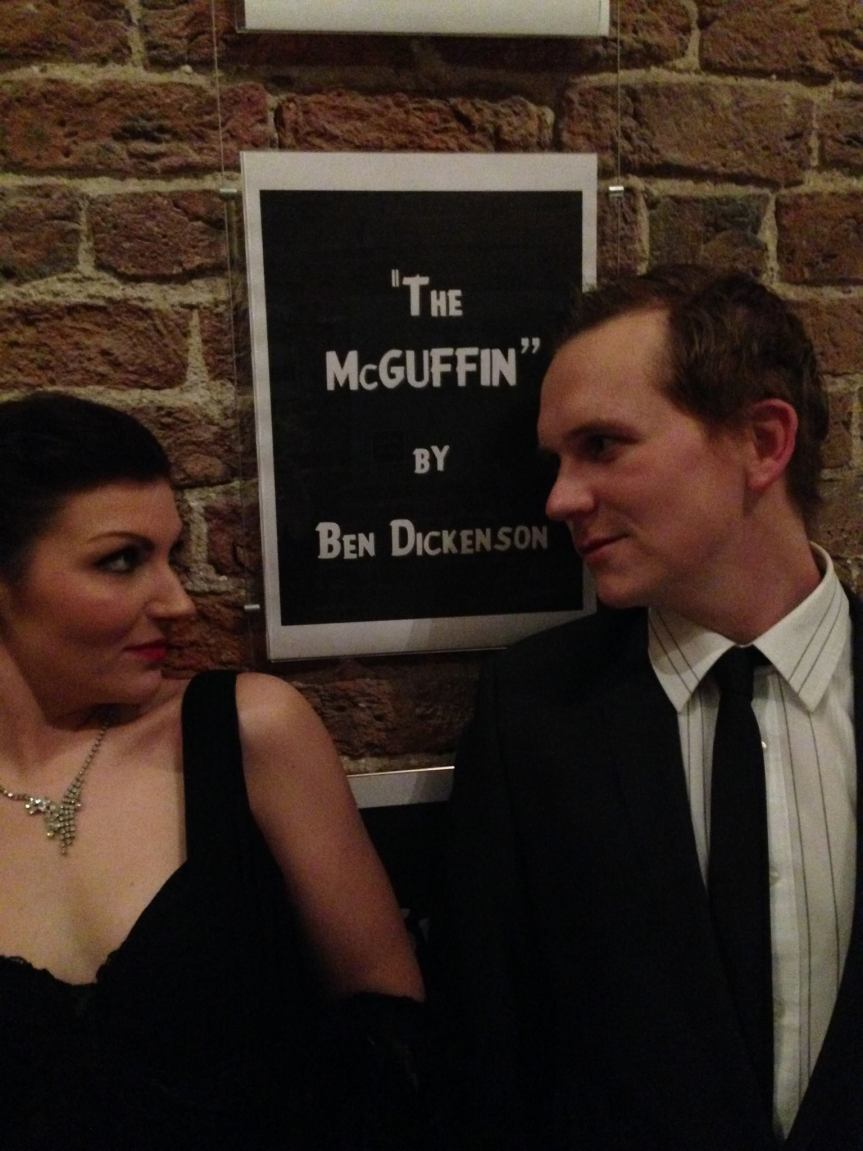 The MacGuffin, written by Ben Dickenson for Live Theatre
