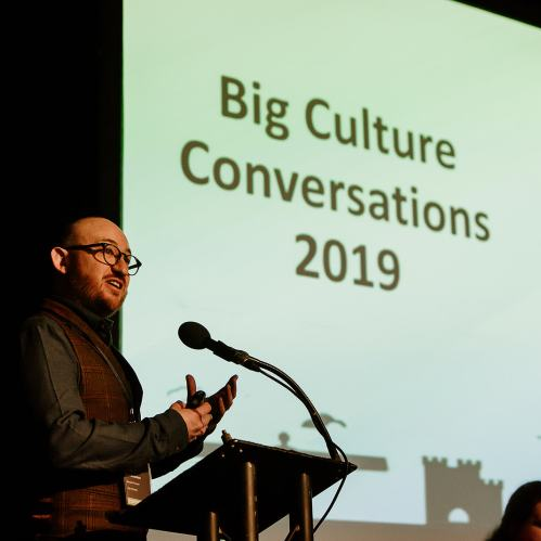 Ben Dickenson at the Lumiere Conference 2019