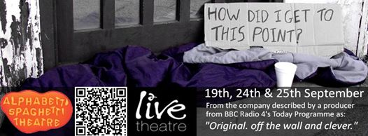 A 5* play directed by Ben Dickenson