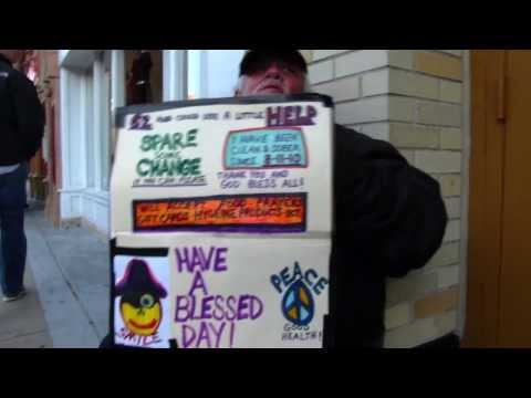 Homeless Not Helpless