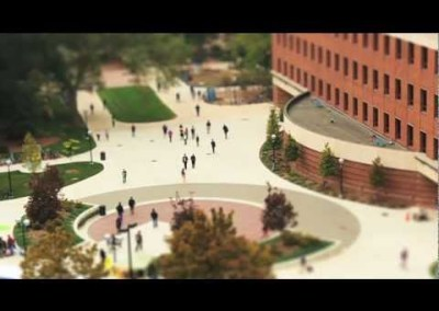 Miniature Michigan (Alumni Association Promo)
