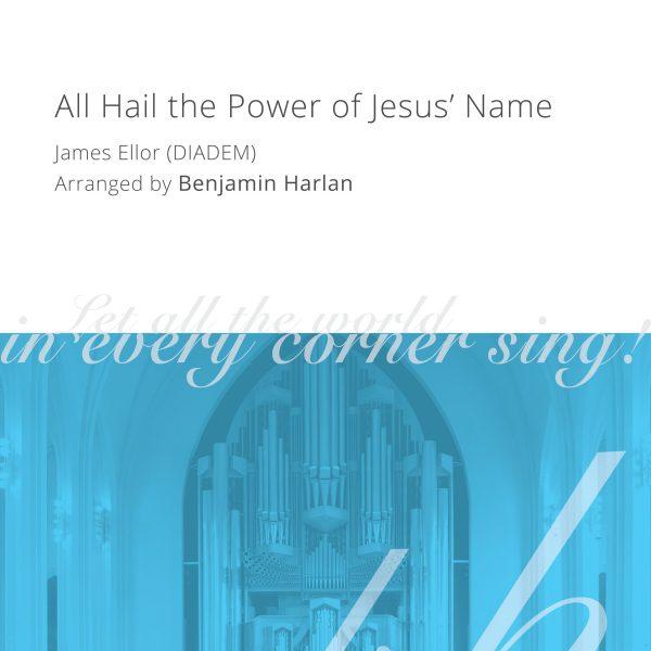 Harlan Arrangement Cover (All Hail the Power Diadem)