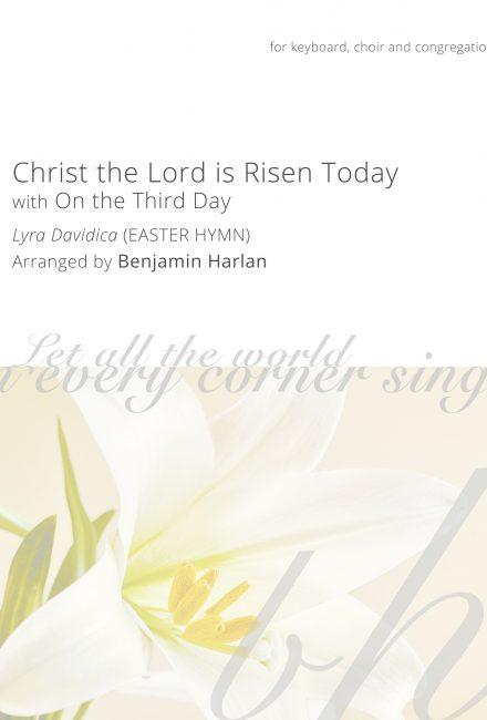 Christ the Lord is Risen Today (with Introit)
