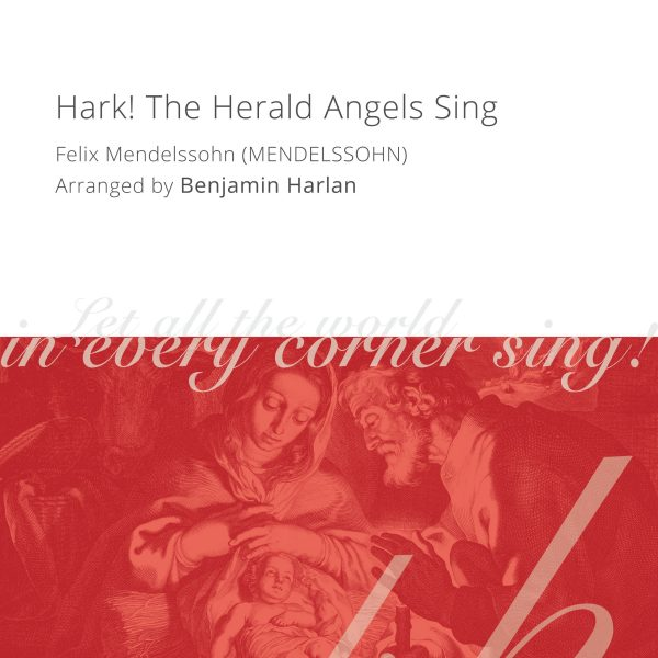 Harlan Arrangement Cover (Hark the Herald)