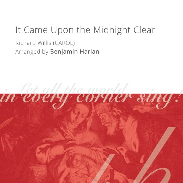 Harlan Arrangement Cover (It Came Upon the Midnight Clear)