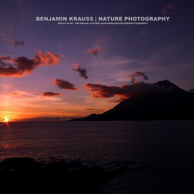 Sonnenuntergang-Pico-Lajes-Ribeiradomeio-Azoren-Portugal