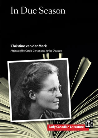 Cover of /In Due Season/, by Christine van der Mark