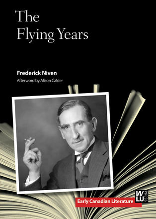 Cover of /The Flying Years/, by Frederick Niven