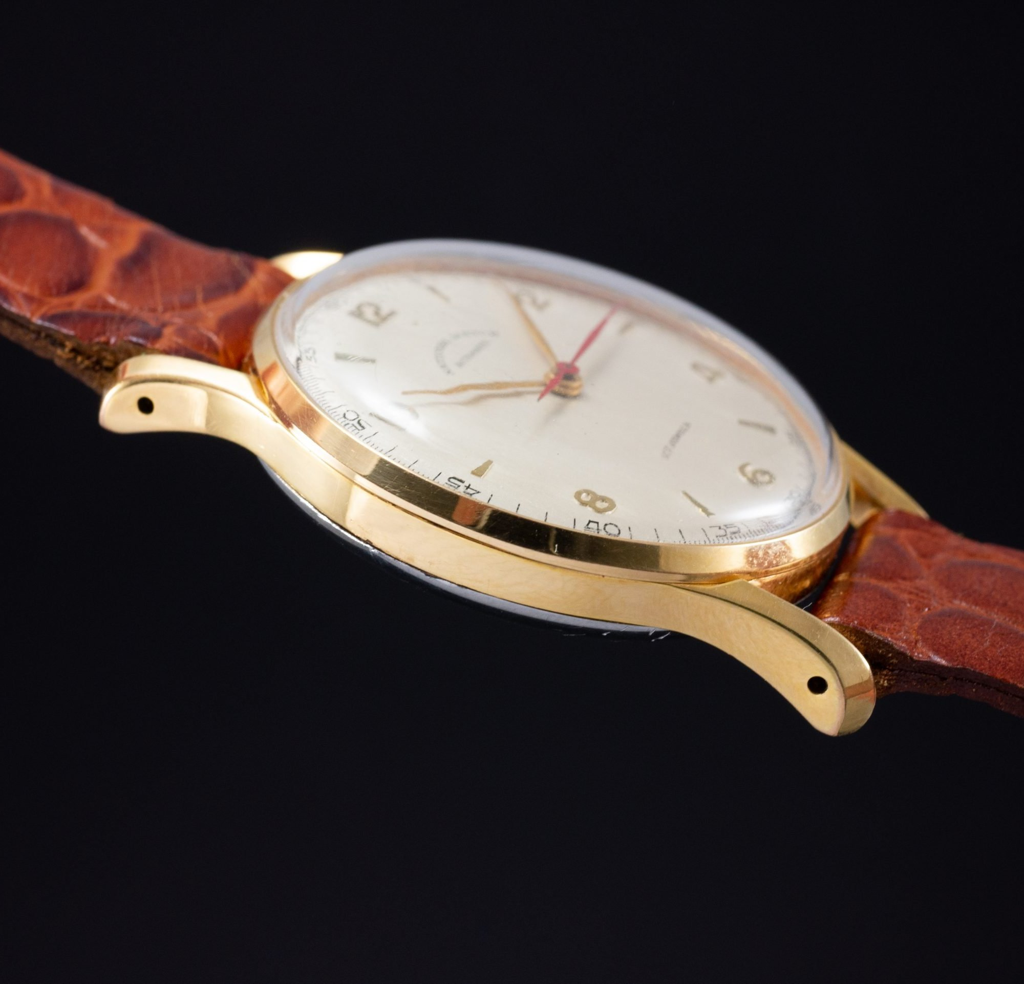 vintage National Watch Bumper Automatic