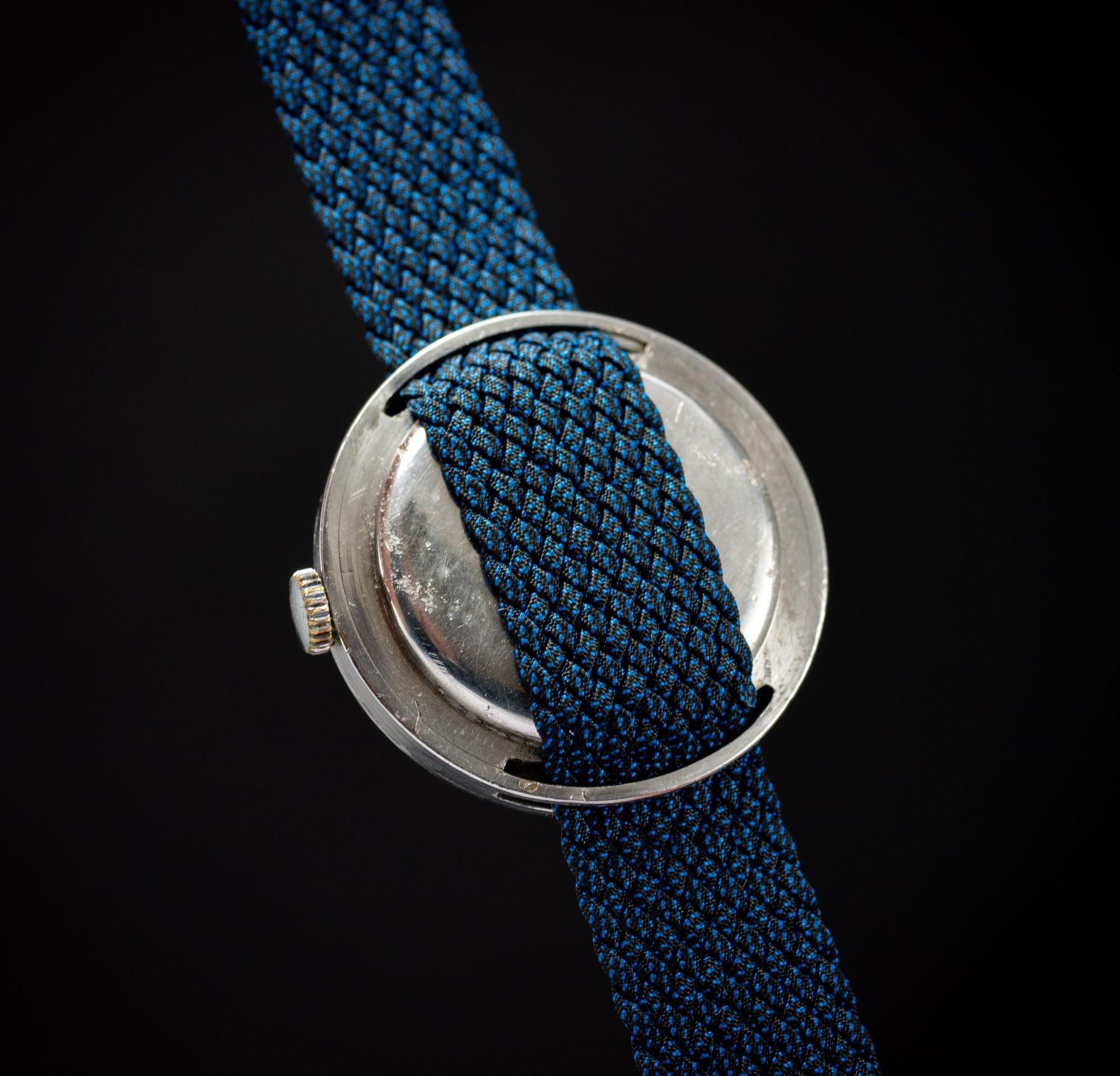 vintage military Para Chronometre Disco Volante watch