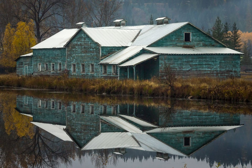 Abandoned Reflections