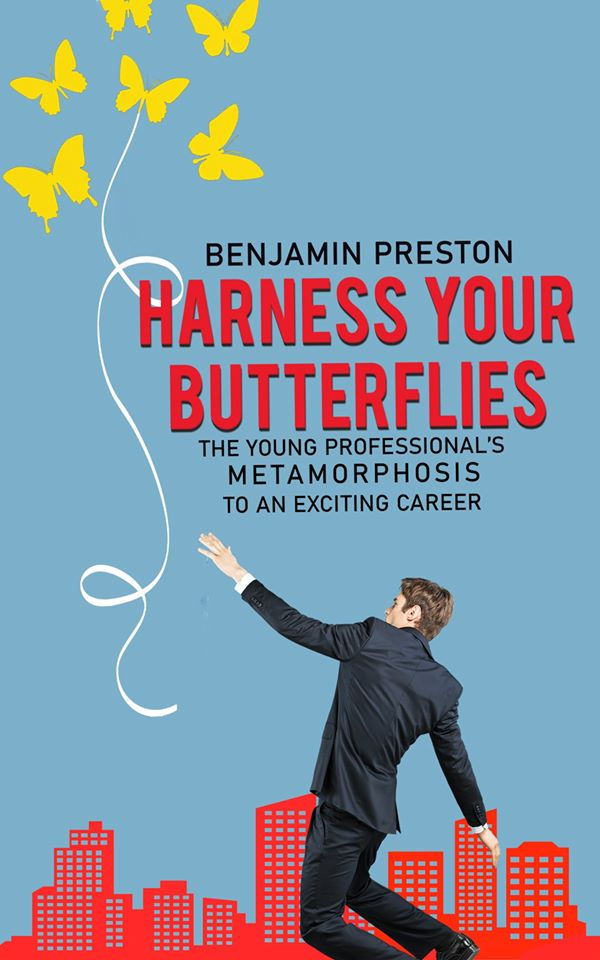 Harness Your Butterflies Book Cover
