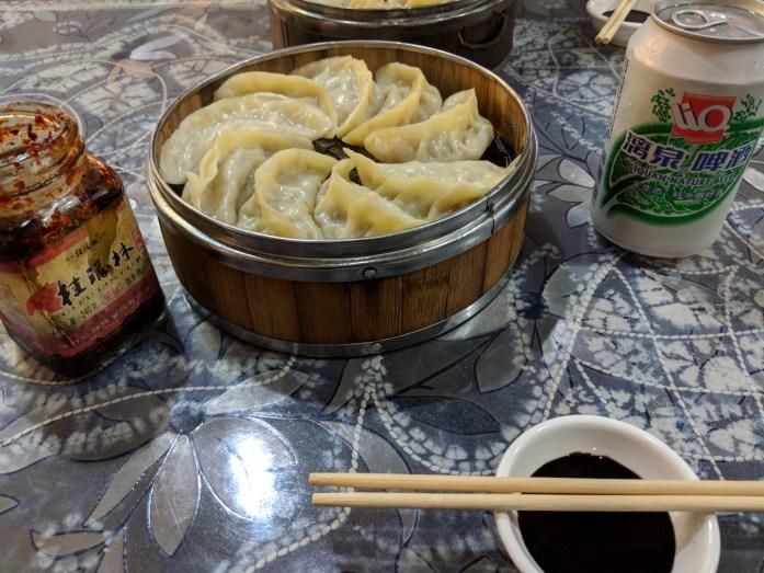 Gan's Noodle House Dumplings