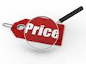 price tag