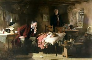 The Doctor, by Luke Fildes