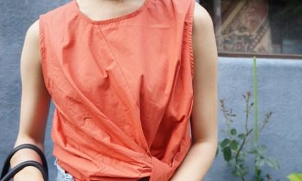 先日の私服から今期のオススメアイテムも紹介。