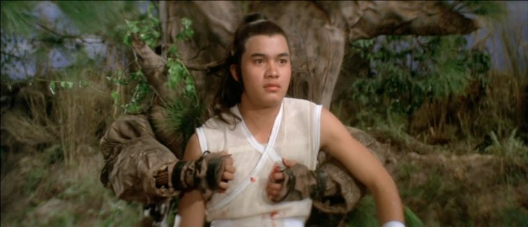 This nap brought to you by the Shaw Brothers