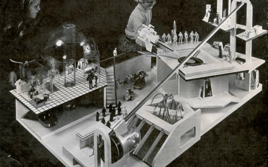 The Greatest Star Wars Playset Never Sold