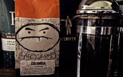 Coffee for Writers: Café Grumpy