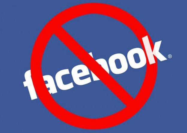 Goodbye, Facebook. It's you, not me.