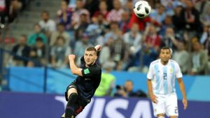 Croatia vs Argentina: Rebic Refuses to Exchange His Jersey With Messi