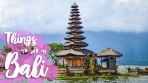 4 Must Things to Do in Bali, Indonesia