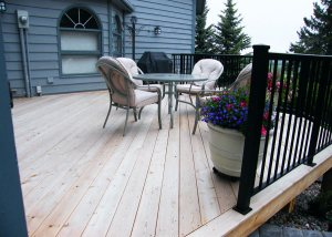 Weaving Material of Your Deck and the Best Deck Builders Calgary