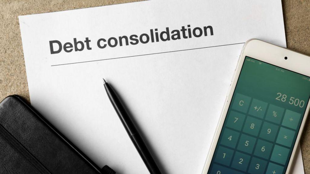 debt consolidation company