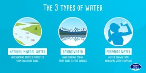What are the 3 Different Types of Water and Their Purposes