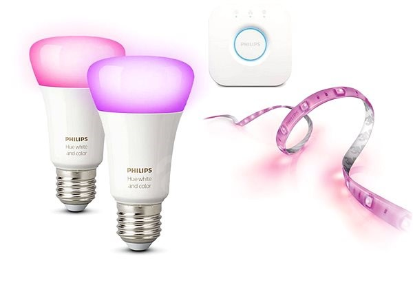 Philips Hue White & Color LED Ambiance