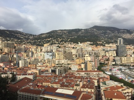 The city of Monte Carlo