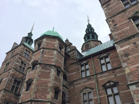 The castle in Copenhagen