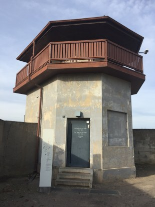 Another guard tower.