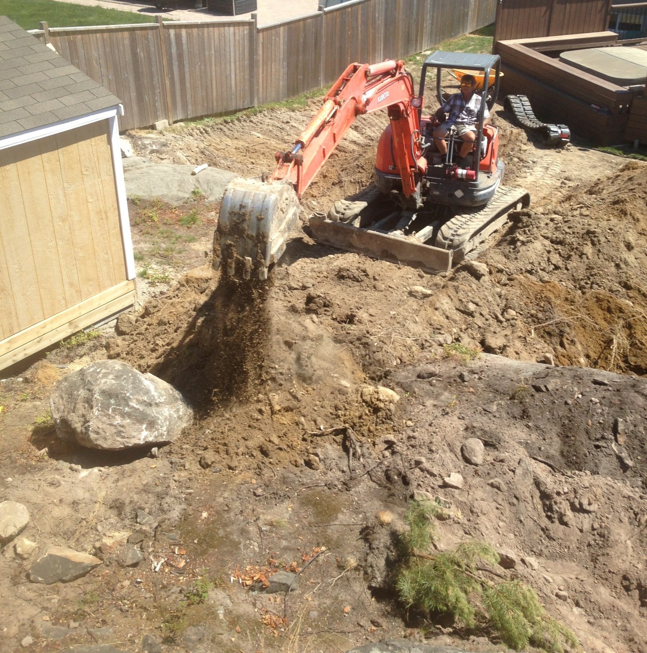 Excavation Landscaping