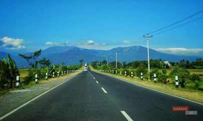 Road - Mountain
